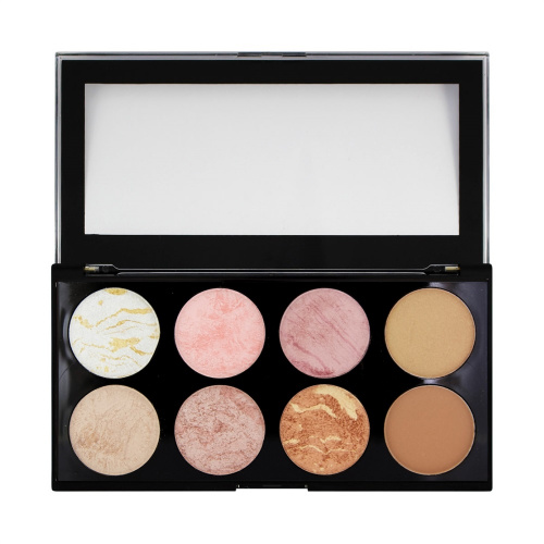 Палетка Makeup Revolution Ultra Pro Blush Palette Golden Sugar фото 2