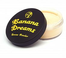 Пудра банановая W7 Banana Dreams Loose Powder