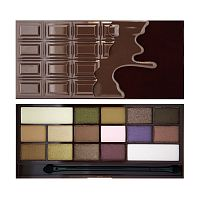 Палетка теней Makeup Revolution - I ♡ Makeup I Heart Chocolate