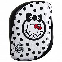 Tangle Teezer Compact - Hello Kitty Black