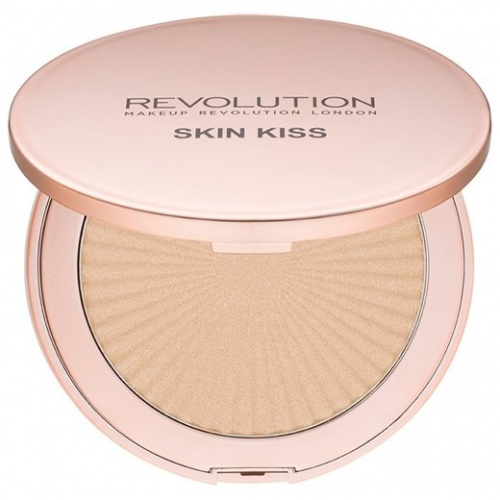 Хайлайтер Makeup Revolution Skin Kiss Golden Kiss
