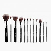 Набор кистей Sigma Beauty Essential Kit - Mr. Bunny Black