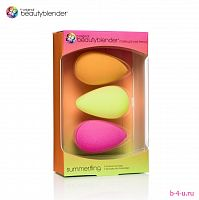 Набор спонжей beautyblender summer.fling