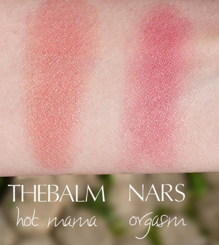 Румяна theBalm Cosmetics - Hot Mama фото 12