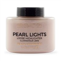Хайлайтер Makeup Revolution Pearl Lights Loose Highlighter - Peach Champagne
