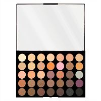 Палетка теней Makeup Revolution Pro HD Palette Amplified 35 - Neutrals Warm