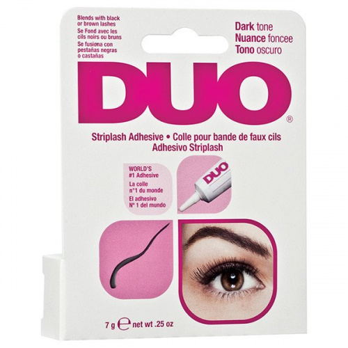 Клей для ресниц DUO Strip Lash Adhesive - Dark 7g