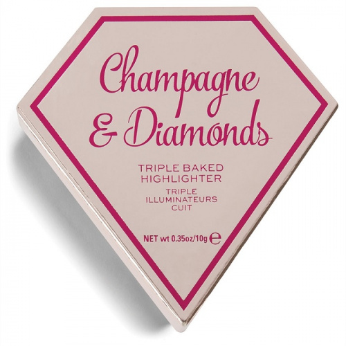 Хайлайтер I Heart Revolution Diamond Champagne & Diamonds фото 2